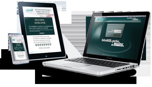 Créez un site internet avec ©bewaap